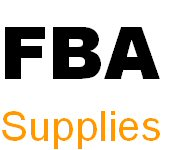 <center>FBA Supplies</center>